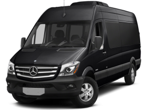 LUXURY MERCEDES VAN