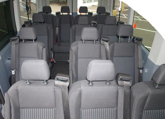 15 passenger transit van. Black Bedroom Furniture Sets. Home Design Ideas