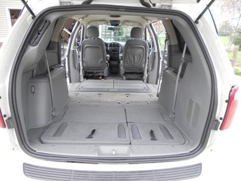 7-8 Passenger Minivan