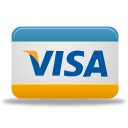 Use Visa Credit Card for LAX Van Rentals