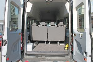 Ford Transit HighRoof HD350 2015 Seat Arrangement