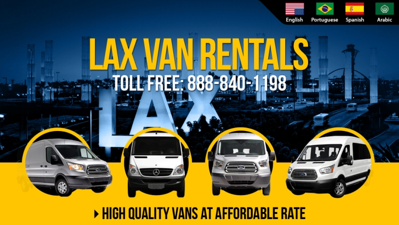 About LAX Van Rentals