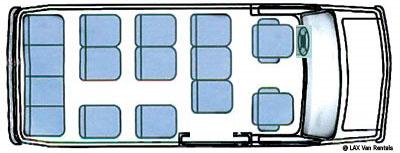 Ford Transit 12 Passenger Van >> 15 Passenger Transit Van
